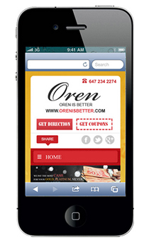 Oren is Better Mobile Version