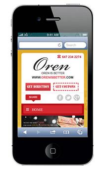 Oren is Better Mobile Version