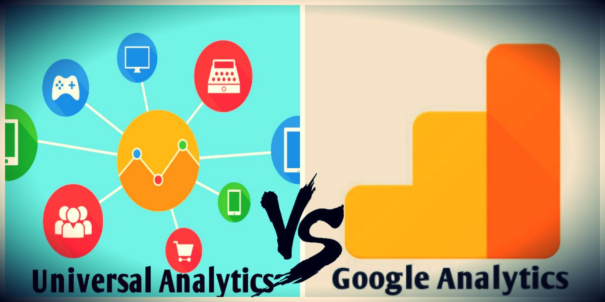 Universal analytics vs google analytics