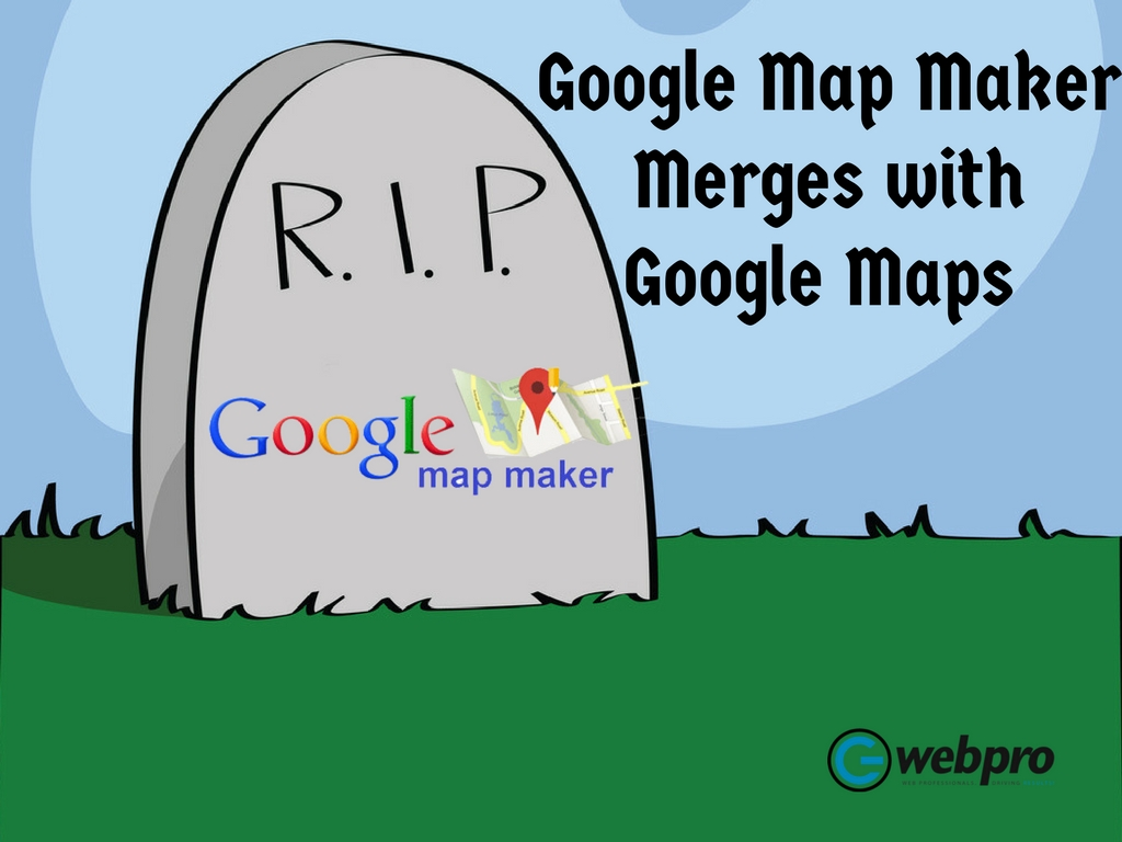 Google Map Maker Merges with Google Maps
