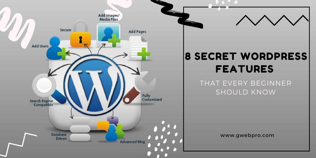 8 Secret WordPress Features that Every Beginner Should Know (1)