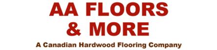 AA Floors Ltd. HARDWOOD FLOORING COMPANY