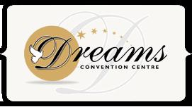 Dreams Convention Center logo