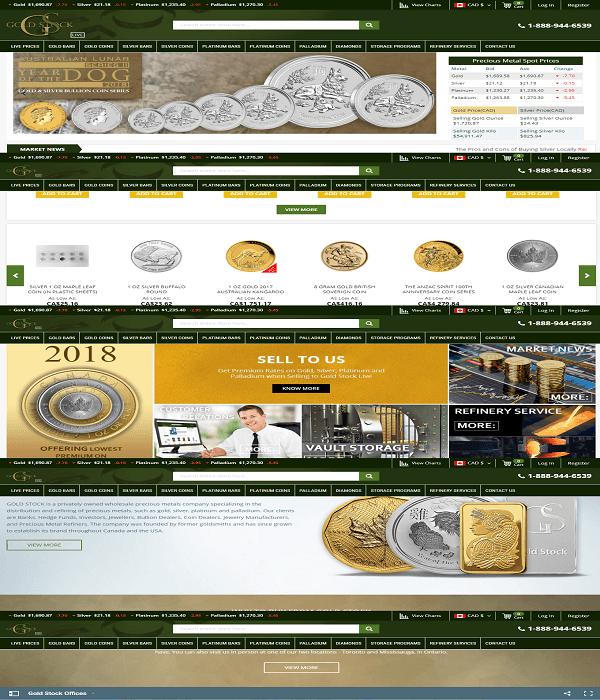 Gold Stock 2