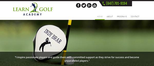 Learn 2 Golf Academy