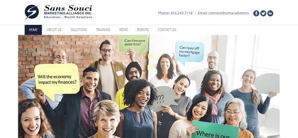 San Souci Marketing Alliance Inc.