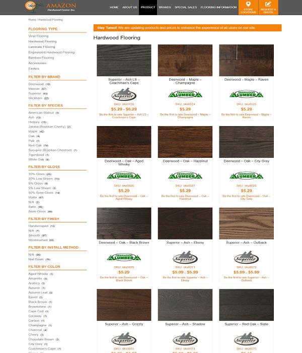 amazon hardwood 2