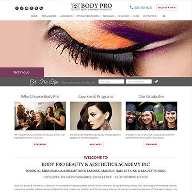 bodypro case study