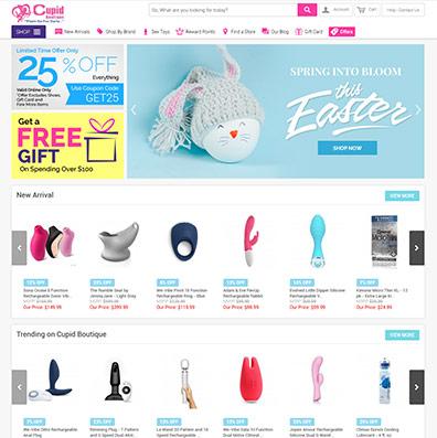 Cupid Boutique Case Study