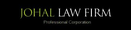 johal law firm logo