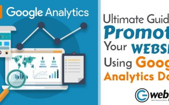 Ultimate Guide to Promote Your Website Using Google Analytics Data