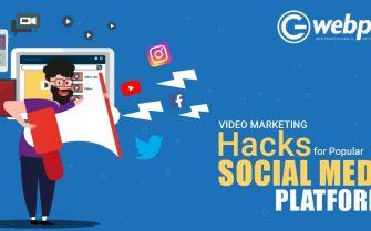 Video Marketing Hacks for Popular Social Media Platforms