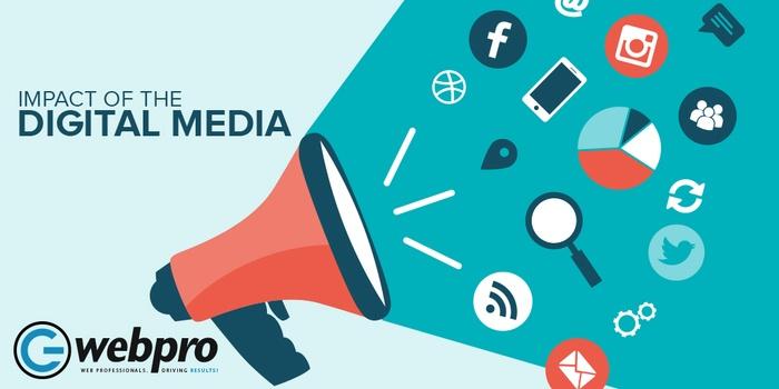 Impact of Digital Media