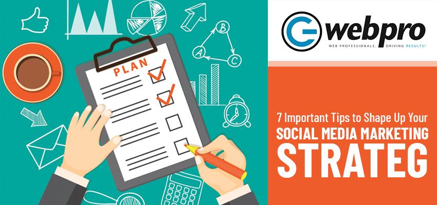 Social Media Strategy in 2019